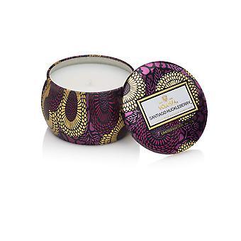 Voluspa Decorative Tin Candle Santiago Huckleberry 113g