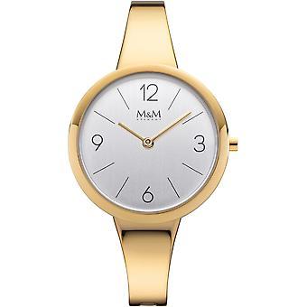 M et M Allemagne M11944-033 Circle Line Ladies Watch