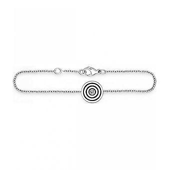 QUINN - Armband - Dames - Silver 925 - Diamond - Wess. (H) - piqué - 282349
