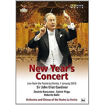 New Year's Concert [DVD] USA import