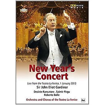新年のコンサート 【 DVD 】 USA 輸入