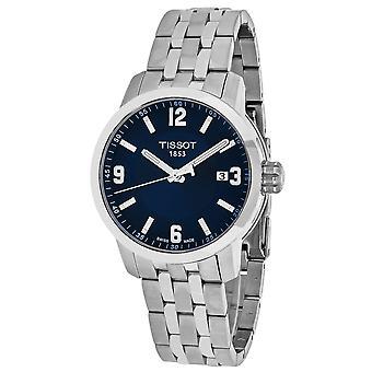Tissot Men-apos;s PRC 200 Blue Dial Watch - T0554101104700