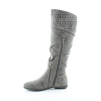 Zeven wijzerplaten Dillon vrouwen ' s laarzen steen maat 5,5 M
