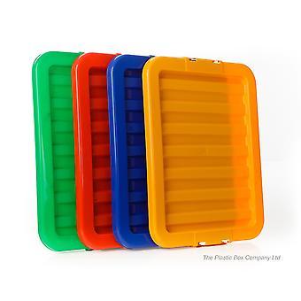 Wham Storage Single - Tapa sólo para las cajas de pila y almacenamiento de 16l y 24l
