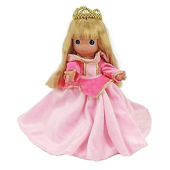Precious Moments Doll, Enchanted Sleeping Beauty, 9 inch doll