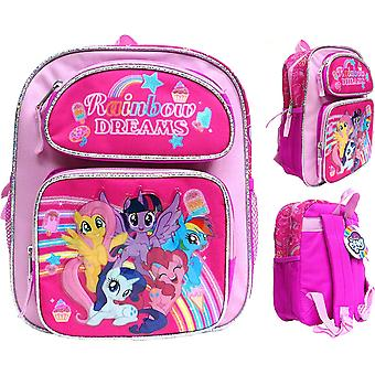 Small Backpack - My Little Pony - Rainbow Dreams 12