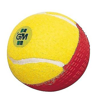 Gunn & Moore Swingking Cricket Ball Yellow/Red