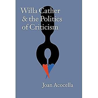Willa Cather and the Politics of kritiek