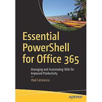 Essentiële PowerShell voor Office 365 door Catrinescu