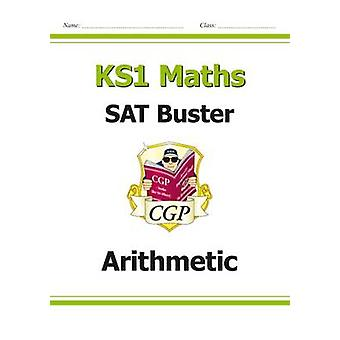 New KS1 Maths SAT Buster Arithmetic for the 2019 tests