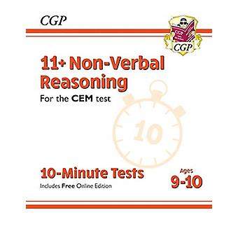 New 11 CEM 10Minute Tests NonVerbal Reasoning  Ages 91