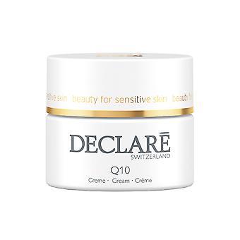 Declaré leeftijdscontrole Q10 Cream 50 ml Unisex