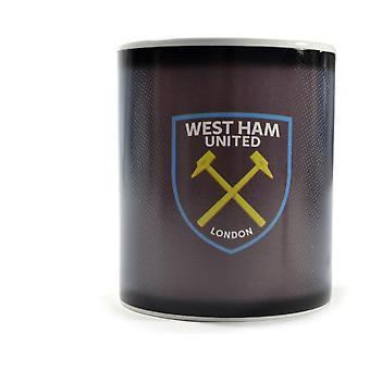 West Ham United FC Heat Changing 0.3kg Boxed Mug