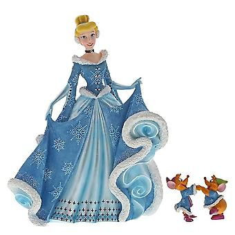 Disney Showcase Christmas Cinderella Figurine