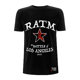 Rage mod maskin slaget i Los Angeles officielle T-shirt