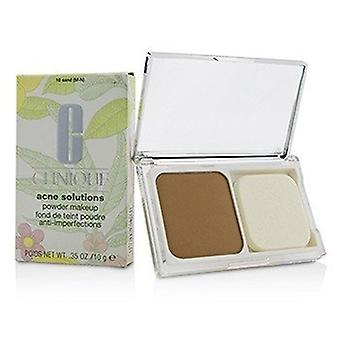 Clinique Acne Solutions Maquiagem em Pó - # 18 Areia (m-n) 10g/0,35oz