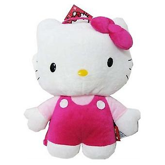 Plush Backpack - Hello Kitty - Pink Stand Soft Doll Toys 652705