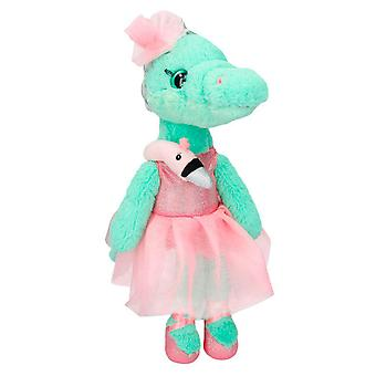 Snukis Karla the Crocodile Softener Stuffed Animals Plysch 35cm