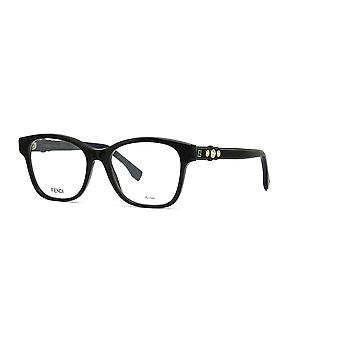 Fendi Fun Fair FF0276 807 Black Glasses