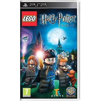 Lego Harry Potter Years 1-4 Sony PSP Game