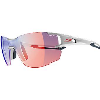 Julbo Aerolite White/Blue Reactiv Performance 1-3