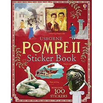 Pompeii Sticker Book by Struan Reid - 9781474964067 Book