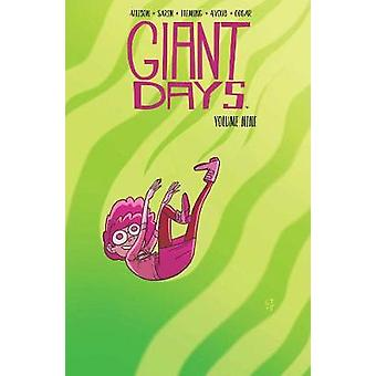 Giant Days Vol. 9 by John Allison - 9781684153107 Book