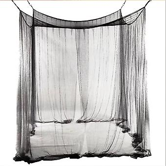 Mosquito net with square roof