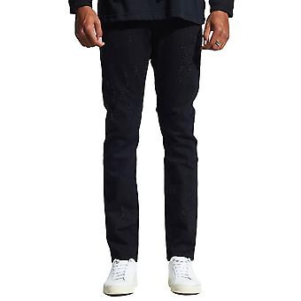 Embellish Parker Denim Jeans Black