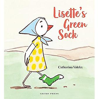 Lisettes Green Sock by Catharina Valckx