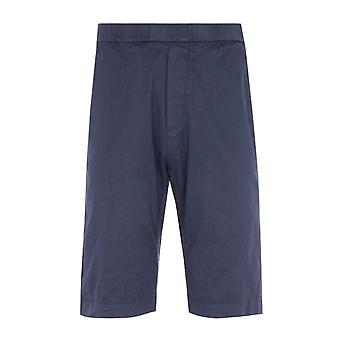 Barena Navy Argo Shorts