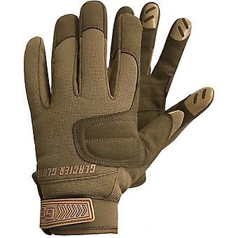 Glacier Glove Pro Field Full Finger Gloves - Coyote
