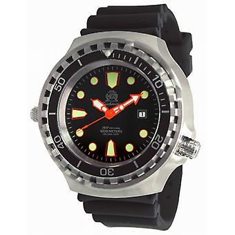 Tauchmeister T0255 Diver Craft 1000 m XXL automatisch horloge