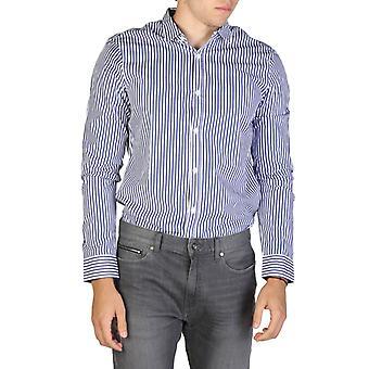 Man cotton long shirt t-shirt top ae31351
