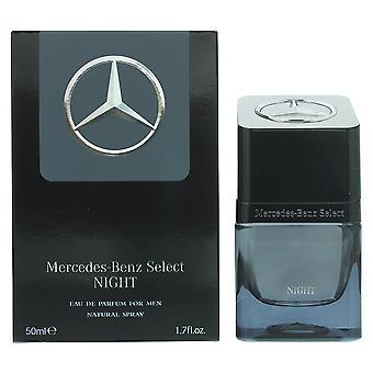 MercedesBenz Select Night Eau de Toilette 50ml Spray Für ihn