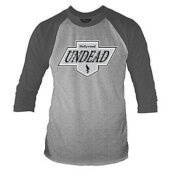 Hollywood Undead La Crest Longsleeve Official Tee T-Shirt Unisex