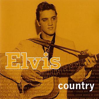 Elvis Presley - Elvis Country [CD] USA import