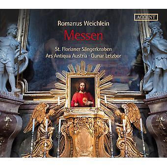 Weichlein - Messen [CD] USA import