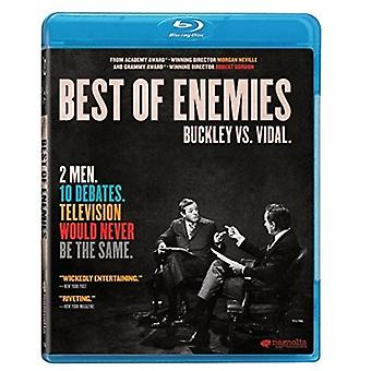 Best of Enemies [Blu-ray] USA import