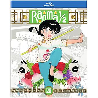 Ranma 1/2 - TV série Set 4 (Standard Edition) [Blu-ray] importation USA