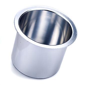 Levende sølv aluminium Cup holder