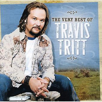 Travis Tritt - mycket bästa av Travis Tritt [CD] USA import