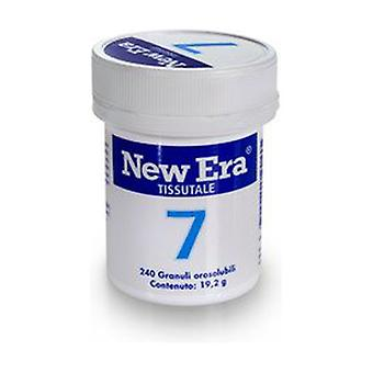 Schüssler 7 Magnesium Fosforum 240 tabletter