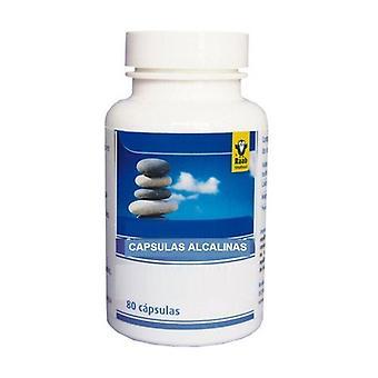 Alkaline Capsules 80 capsules