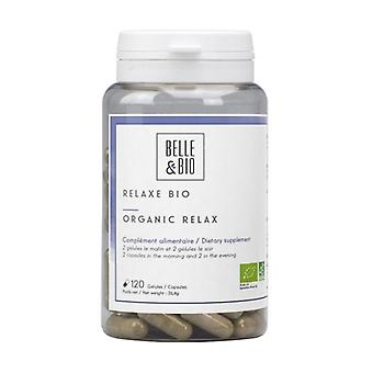 Organic Relaxation Complex 120 groentecapsules