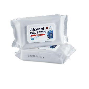 75% Bacteria Disinfection Disposable Alcohol Wipes