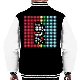 7up Vintage 80s Dots Men's Varsity Jacket