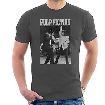 Pulp Fiction Dancing Jack Rabbit Slims Vincent Mia Men's T-Shirt