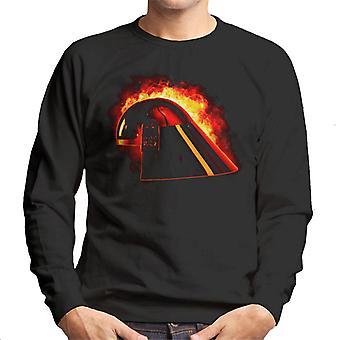 Originale Stormtrooper Imperial marinen hjelm eksplosjon menns Sweatshirt