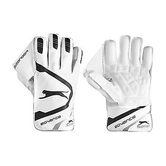 Slazenger Advance Wicket Keeping Handschuhe Erwachsene